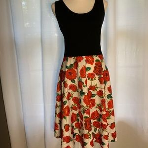 Beautiful Retro Style Dress - Great for a Wedding
